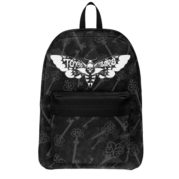 TOXIC TEARS: DEATH MOTH BACKPACK
