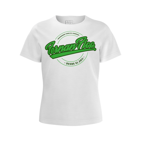 FERNANFLOO: VARSITY T-SHIRT - GIRLS