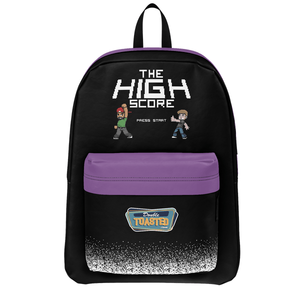 DOUBLE TOASTED: HIGH SCORE BACKPACK