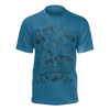 BOOTRAMP: GAMING BLUE T-SHIRT