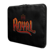 PARTIALLY ROYAL: ROYAL LAPTOP CASE