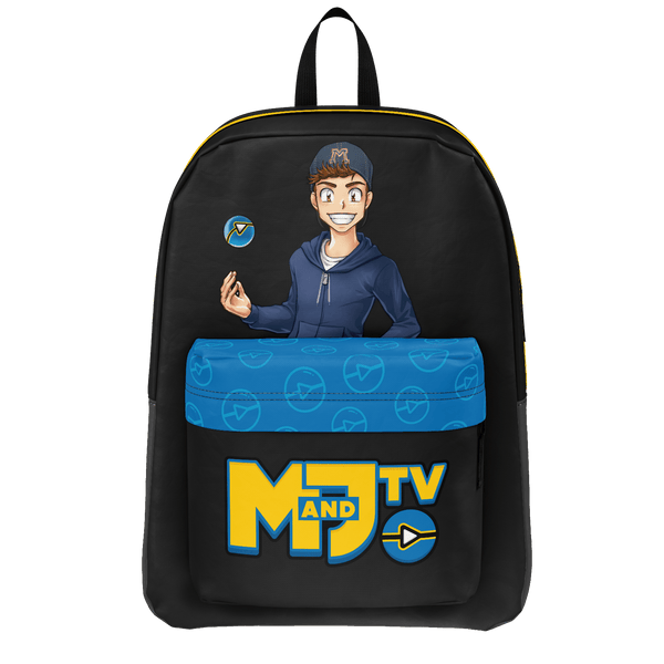 MANDJTV POKEVIDS: BLACK BACKPACK