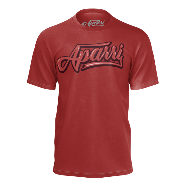 APARRI: RED T-SHIRT