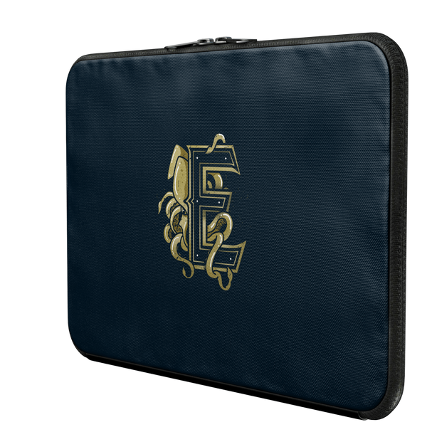 ELANIP: BLUE MACBOOK CASE