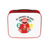 LUNACRECIENTE: ROJO LUNCH BOX