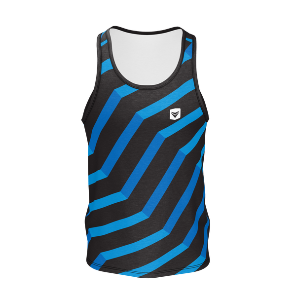 TEAM EPIPHANY:  STRIPES TANK