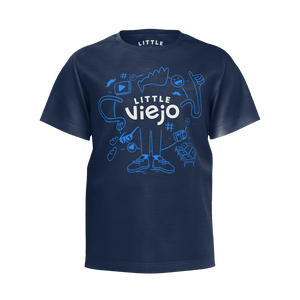 Logo Blue T-Shirt - Boys