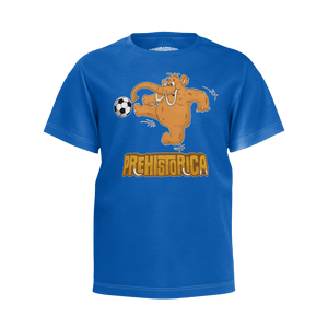 Prehistorica Blue T-Shirt - Boys