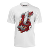 MASTER WONG: WHITE DRAGON T-SHIRT
