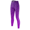 LES PIZZA GUYS: PURPLE LEGGINGS