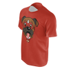 JAYSHOCKBLAST: RED JAYBLAST DOG  T-SHIRT