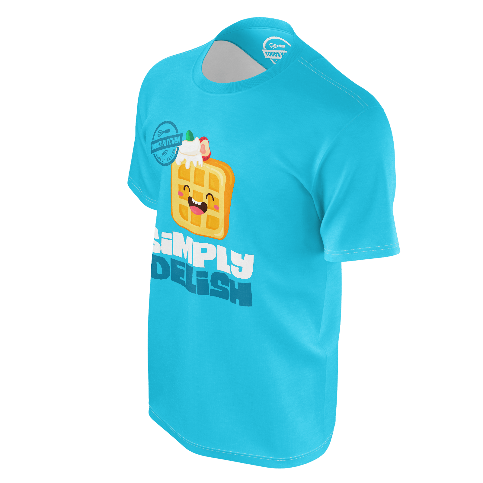 todd s kitchen simply delish t shirt bbtv shop
