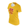 LES PIZZA GUYS: LOGO T-SHIRT - WOMEN