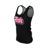 TOXIC TEARS: TOXIC LOGO TANK TOP - WOMEN