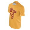 LES PIZZA GUYS: SLICE YELLOW T-SHIRT