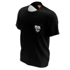 LES PIZZA GUYS: BLACK POCKET T-SHIRT