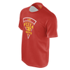 LES PIZZA GUYS: LOGO RED T-SHIRT