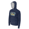 DOUBLE TOASTED: LOGO NAVY BLUE  HOODIE