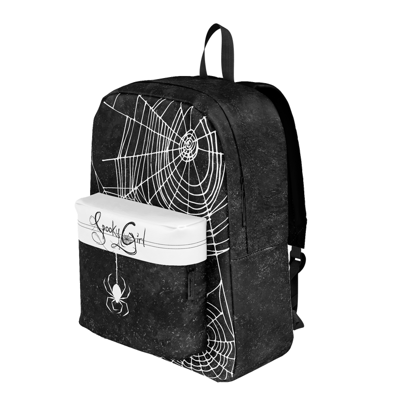 Spooky Girl Backpack