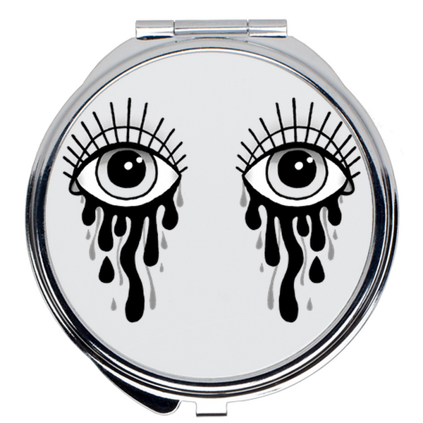 Eyes Compact Mirror