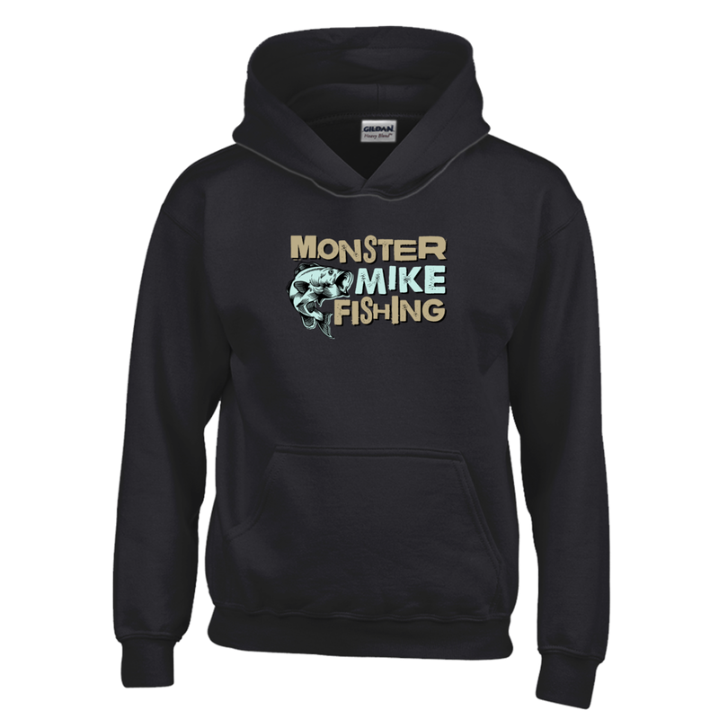 Monster Mike Hoodie - Youth