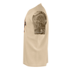 TODD'S KITCHEN: BEIGE CULINARY SLEEVES T-SHIRT