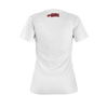 APARRI: WHITE LOGO T-SHIRT- WOMEN