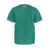 JAYSHOCKBLAST: FULL LOGO GREEN T-SHIRT - BOYS