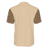 TODD'S KITCHEN: VEGGIE PATTERN BEIGE T-SHIRT