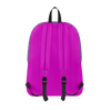 LUNACRECIENTE: PURPLE MONKEY BACKPACK