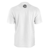 CHRIS OFLYNG: PANTHER  WHITE T-SHIRT