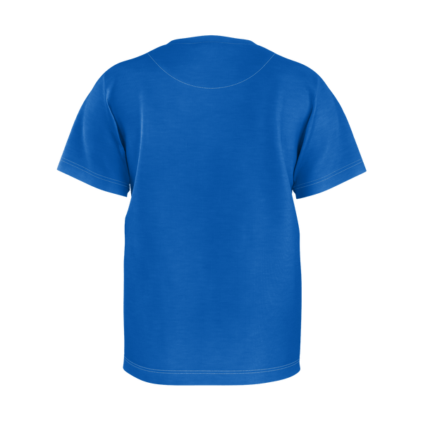 Prehistorica Blue T-Shirt - Youth