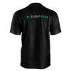 EVENTVODS: BLACK EVENT T-SHIRT