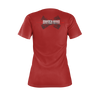 MASTER WONG: RED DRAGON T-SHIRT - WOMEN