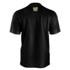 DOUBLE TOASTED: BLACK T-SHIRT