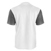 CJ SO COOL: SNEAKER WHITE/GREY T-SHIRT