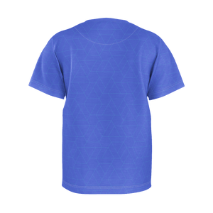 Genevieve Youth Tee - Royal