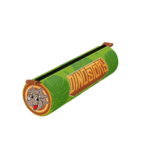 Dinostory Green Pencil Case