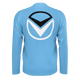 Delta Blue Longsleeve - Youth