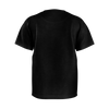 CJ SO COOL: WOLFPACK BLACK T-SHIRT -  BOYS