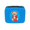 LUNACRECIENTE: BLUE MONKEY LUNCH BOX