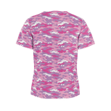 Camo T-Shirt - Girls