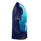Fishing Underwater T-Shirt