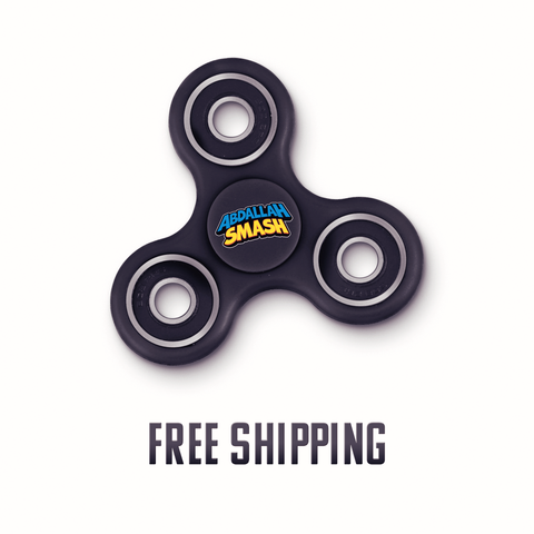 AbdallahSmash Fidget Spinner | Pre-Sale ***Free Shipping***
