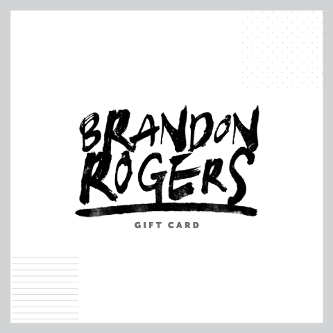 Brandon Rogers Gift Cards