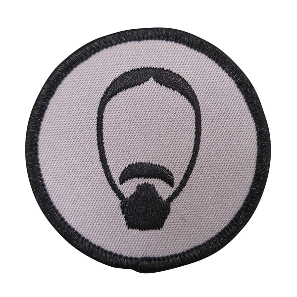 Face Velcro Patch