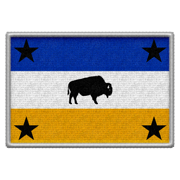 Elbonia Flag Velcro Patch