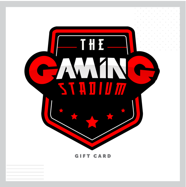 The Gaming Stadium Gift Cards