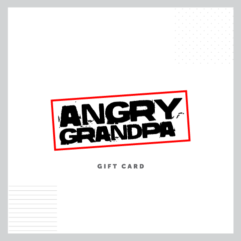 Angry Grandpa Gift Cards