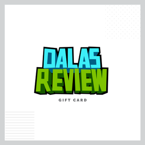 Dalas Review Gift Cards